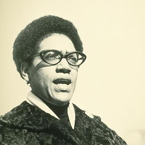 "Audre Lorde has used ""Black Unicorn"" as a name of her poem collection but as well as the symbol explore the racial themes in it."