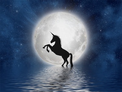Black unicorns in dreams does not mean anything bad. Instead these unicorns are often there to offer their help.