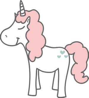 Modern day cute unicorn.