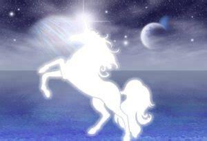 White Unicorn in Dreams