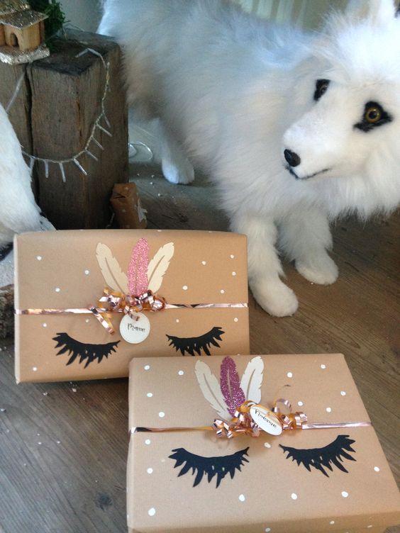 Unicorn Face Gift Idea