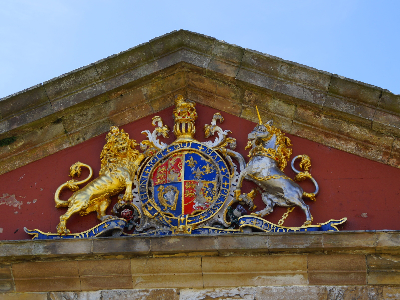 Unicorn - symbol of Scotlanc
